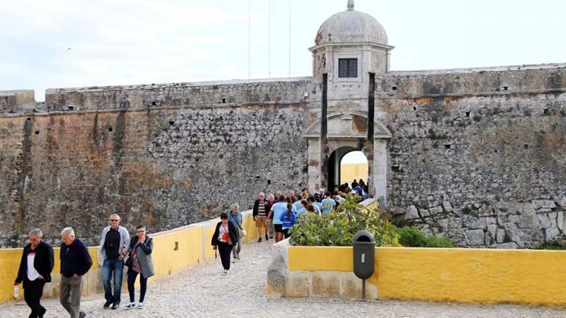 Governo exclui hotel e avança para museu na Fortaleza de Peniche