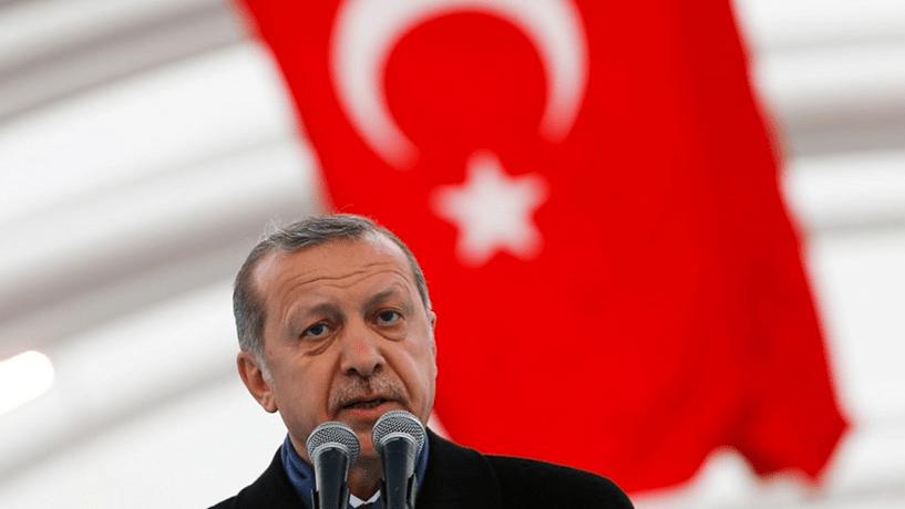 Erdogan: Interdição da visita do ministro turco à Holanda é atitude nazi