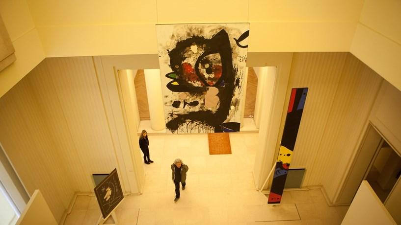Christie's ainda tem palavra a dizer sobre Miró