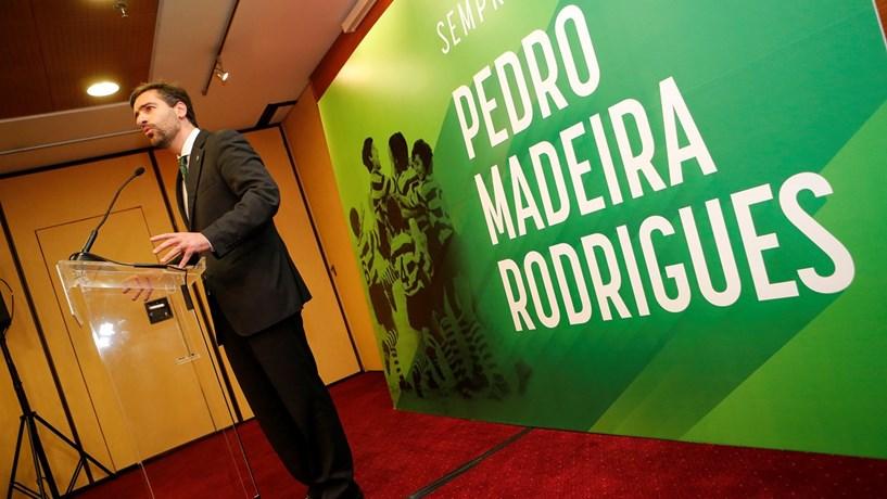 Madeira Rodrigues deixa mensagem a adeptos do Sporting e lança farpas a Bruno de Carvalho