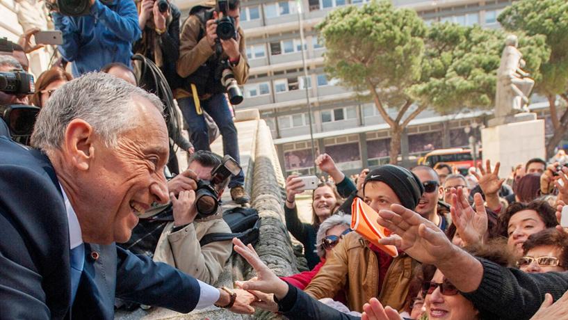 """Para Marcelo o importante é ter uma CGD """"portuguesa, pública, forte e com capital"""""""