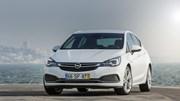 Opel Astra: Novos motores e série OPC Line