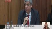 """Centeno admite que demissão de Domingues foi um """"choque"""" mas não pôs capitalização em causa"""