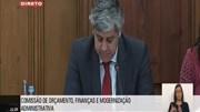"""CGD: Ministro das Finanças garante que """"não há um vazio de poder"""" no banco público"""