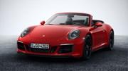 Porsche 911 GTS: Mais potência e desempenhos