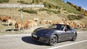 Mazda MX-5 RF: Nova capota rígida retráctil
