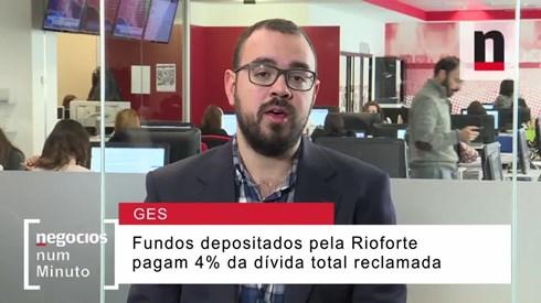 Em que ponto estão os processos de insolvência das empresas do GES?