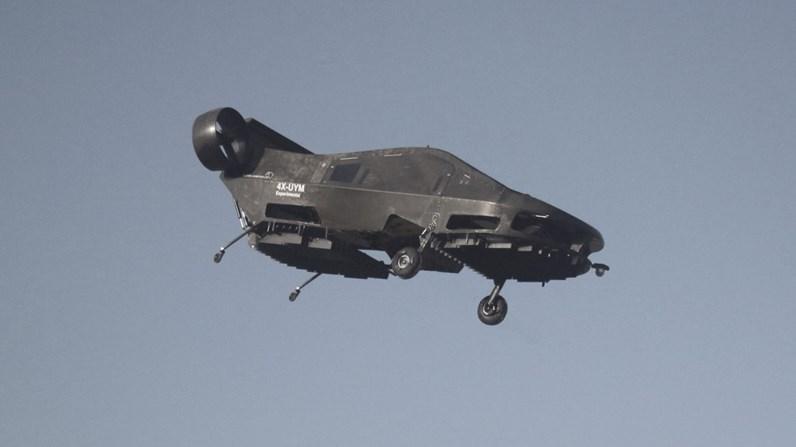 DR Urban Aeronautics