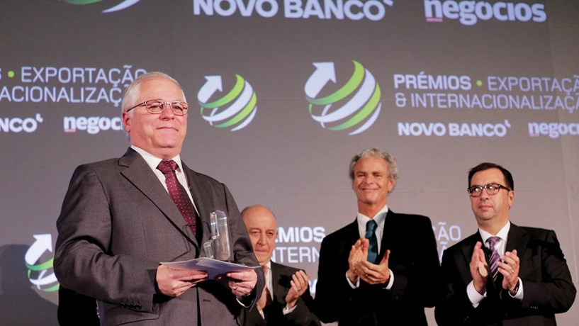 Prémio revelação: Os portugueses que expandiram o Canal do Panamá