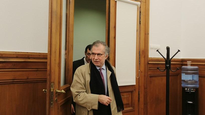 António Domingues fala no Parlamento pela quarta vez sobre a CGD no dia 18