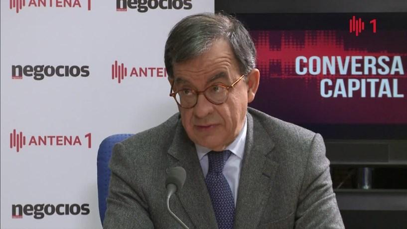 """""""Nacionalização do Novo Banco não me entusiasma"""""""