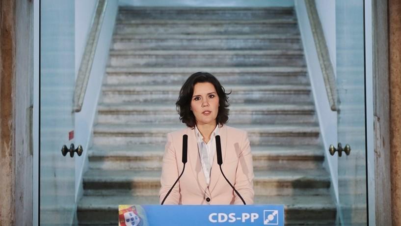 """TSU: CDS fala em """"consequências graves"""" para a concertação social"""