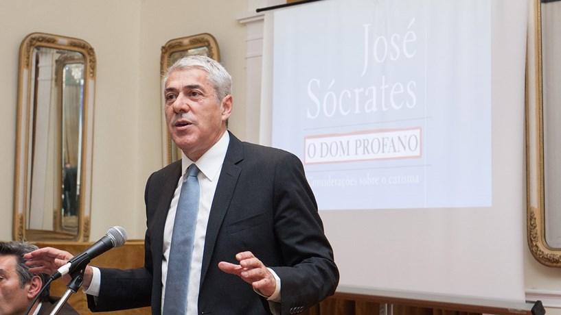 Sócrates processa o Estado por violação de prazos legais