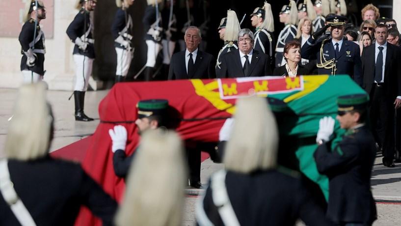 Fotogaleria: Os dias em que Portugal diz adeus a Soares