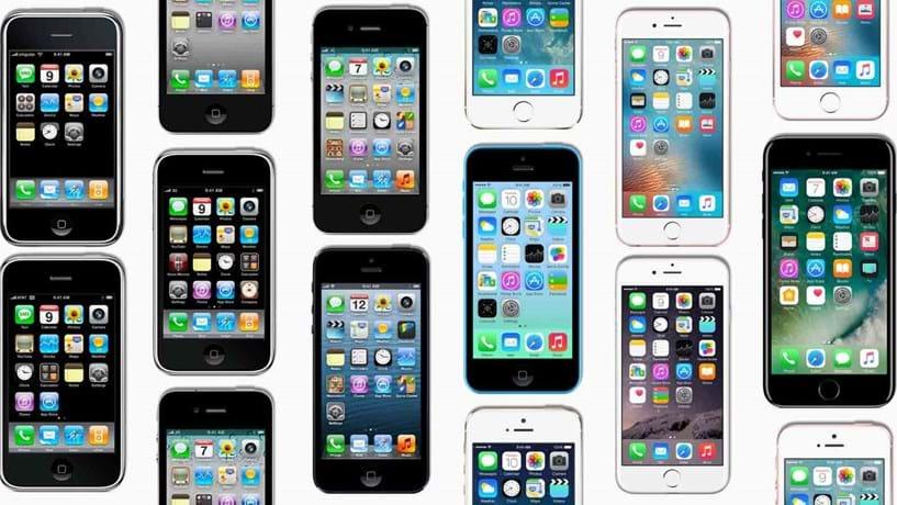Há 10 anos a Apple reinventou o telefone
