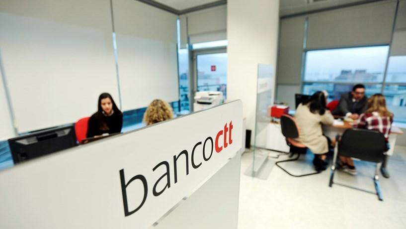 Banco CTT prevê novo aumento de capital até Julho