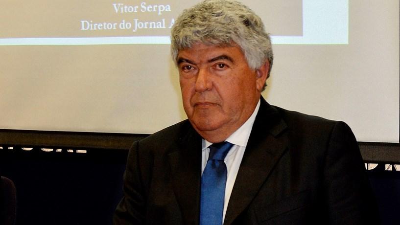 Vítor Serpa vai deixar direcção do jornal A Bola