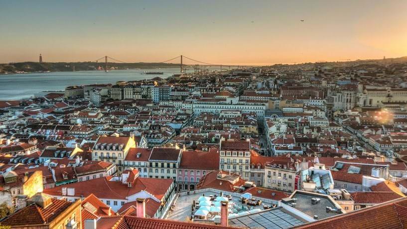 Wallpaper: Lisboa com melhor design de cidade do mundo
