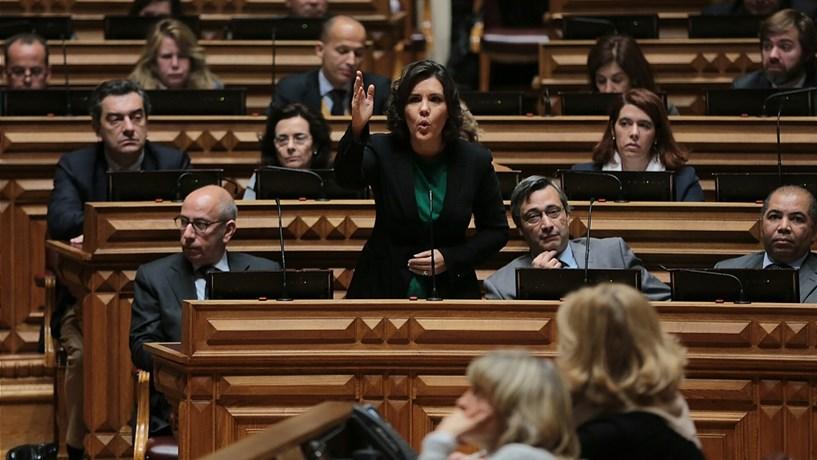 Parlamento chumba resolução do CDS-PP pela rejeição do Programa de Estabilidade