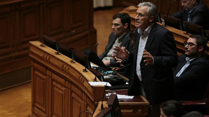 Jerónimo de Sousa culpa presidente do Eurogrupo pela subida das taxas de juro