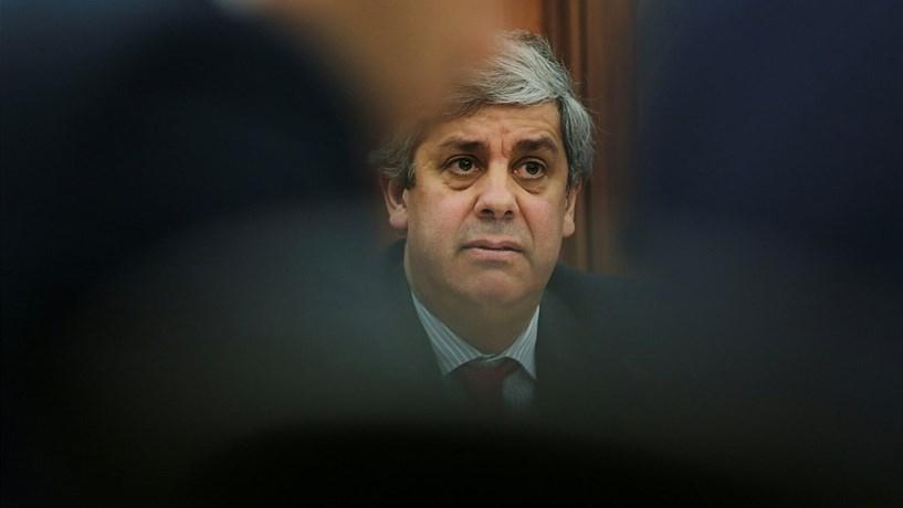"""Centeno: Novo Banco tem uma """"almofada de 1.000 a 1.200 milhões"""" para activos problemáticos"""