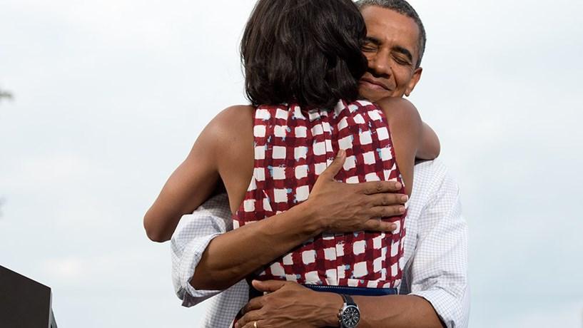 As melhores fotos de Obama