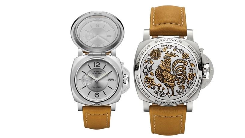 Alta relojoaria: Em louvor do Ano Novo chinês