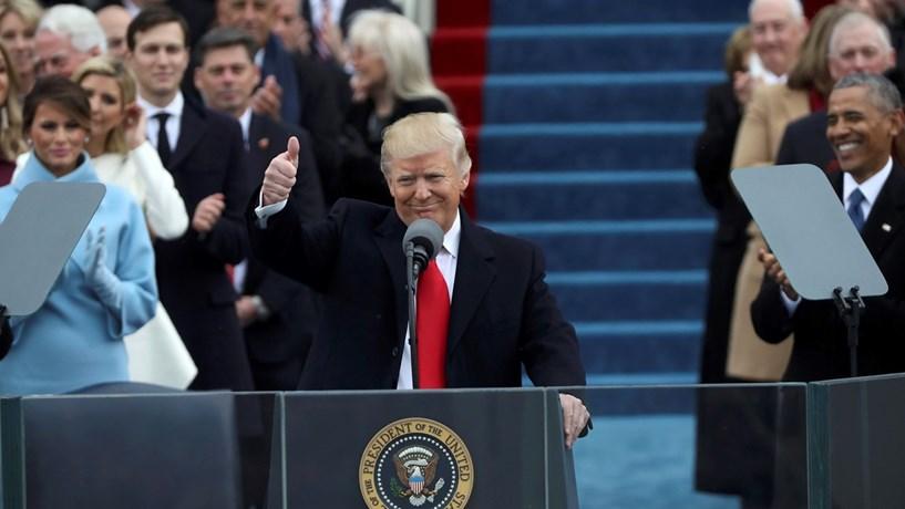 Trump anuncia seis áreas prioritárias de acção
