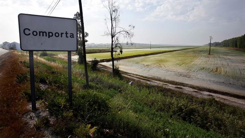 Receitas das vendas da Comporta ficam retidas em Portugal