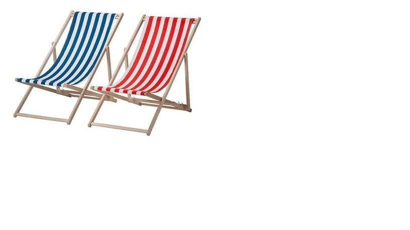 Ikea pede aos clientes para devolverem cadeira de praia Mysingsö