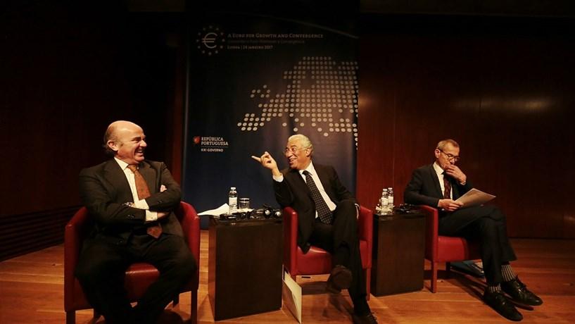Costa quer discriminação positiva de países resgatados no plano Juncker