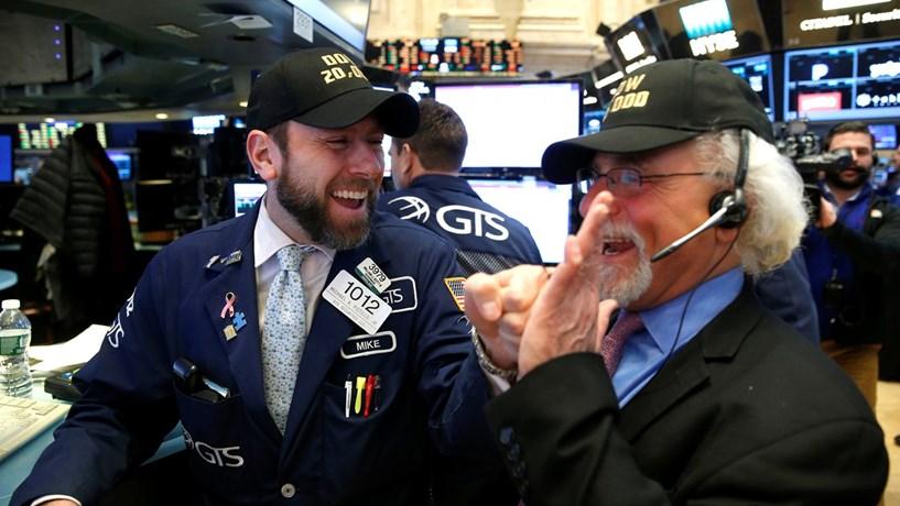 Dow Jones: mais de um século à espera dos 20 mil pontos