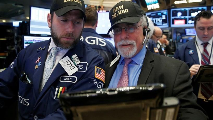 Bolsas dos EUA em alta em dia de decisão da Fed