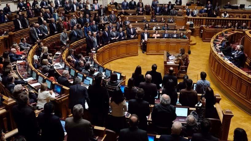 Parlamento chumba descida da TSU