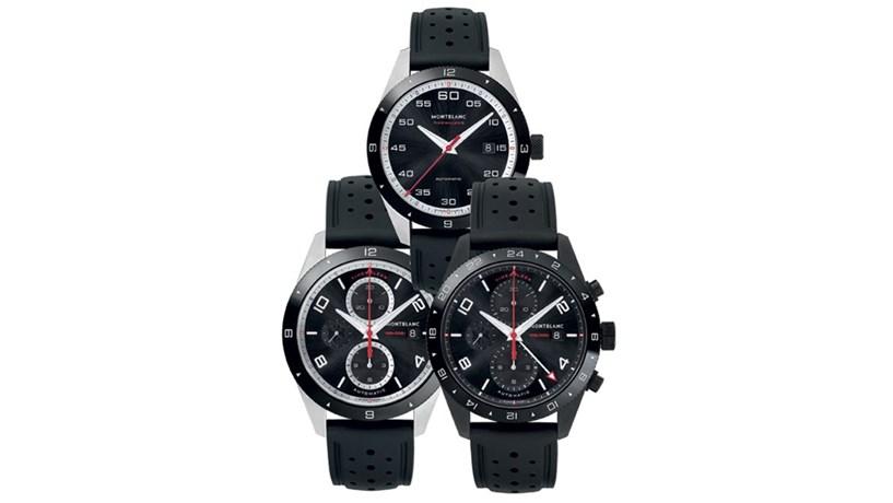 Alta relojoaria com estilo muito desportivo