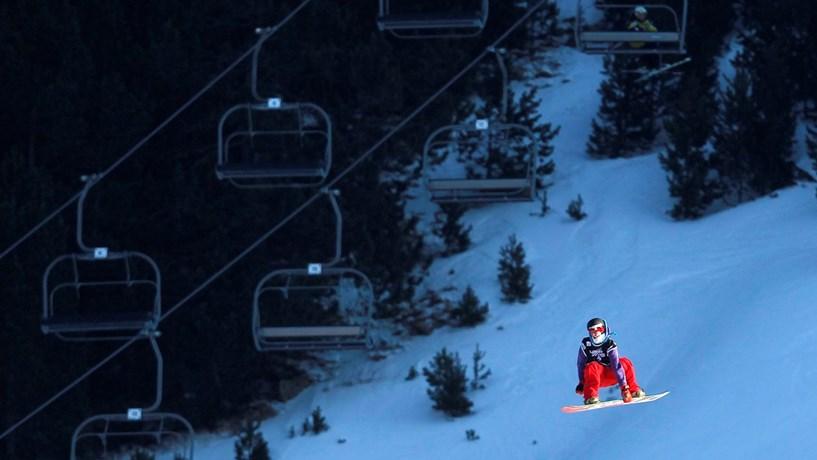 Serra Nevada: onde a neve é menos lusa