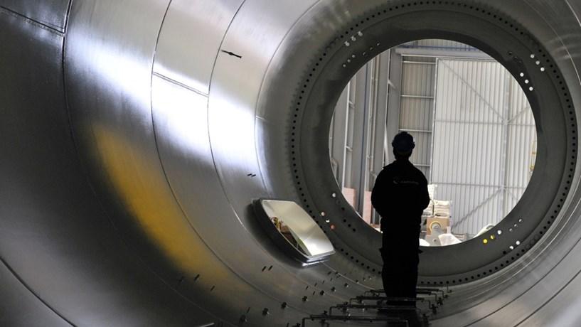 ASM Energia investe cinco milhões na produção de torres eólicas