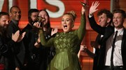 Adele dominou prémios Grammy
