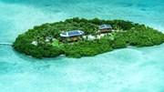 A mansão de 6,9 milhões que tem uma ilha privada