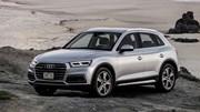 Fotogaleria: Audi Q5 - Maior, mais leve e mais requintado