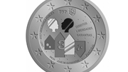 PSP ganha moeda de 2 euros