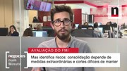 Os riscos que o FMI antecipa para a economia portuguesa