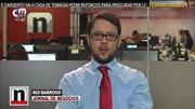 Bolsa portuguesa interrompe sequência de ganhos