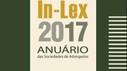 Anuário In-lex 2017 distribuído com o Negócios esta sexta-feira