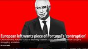 Socialistas europeus querem copiar geringonça