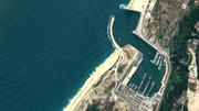 Porto da Nazaré isolado devido a bomba recolhida por embarcação