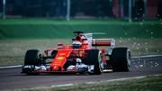 Ferrari em máximos após primeira vitória num Grande Prémio em dois anos
