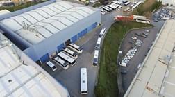 CaetanoBus exporta 90% das vendas