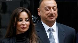 Presidente do Azerbaijão nomeia a sua mulher vice-presidente