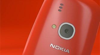 O renovado 3310 da Nokia